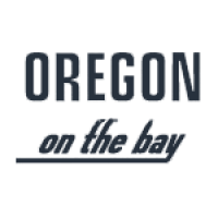 Oregon Logo Text Square